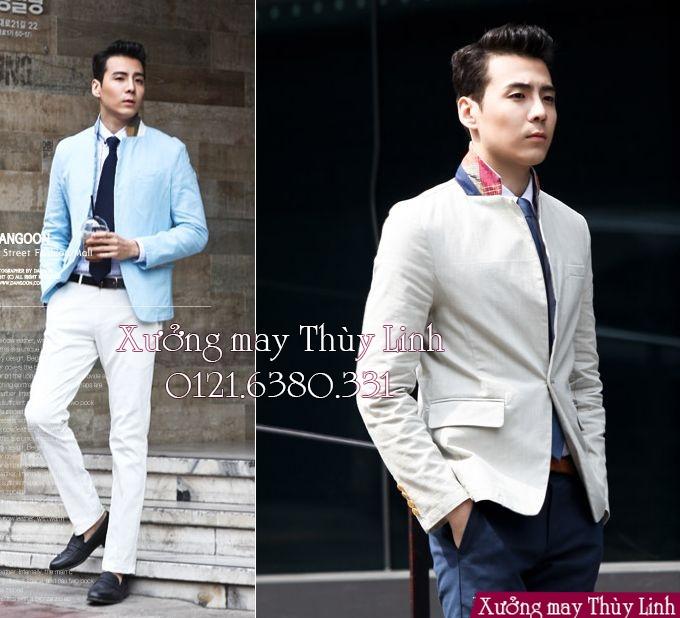 Vest nam Thùy Linh