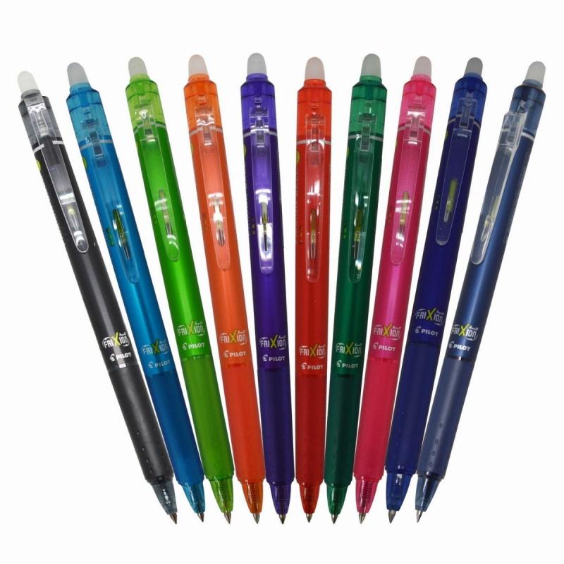 Tẩy vết mực bút bi trên quần áo