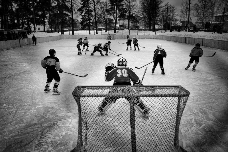 Vetluga's Hockey - Vladimir Pesnya