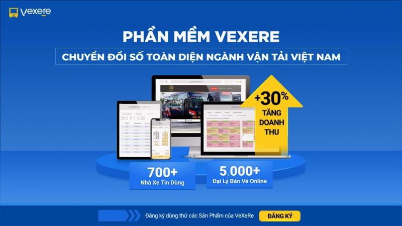 Website Vexere.com
