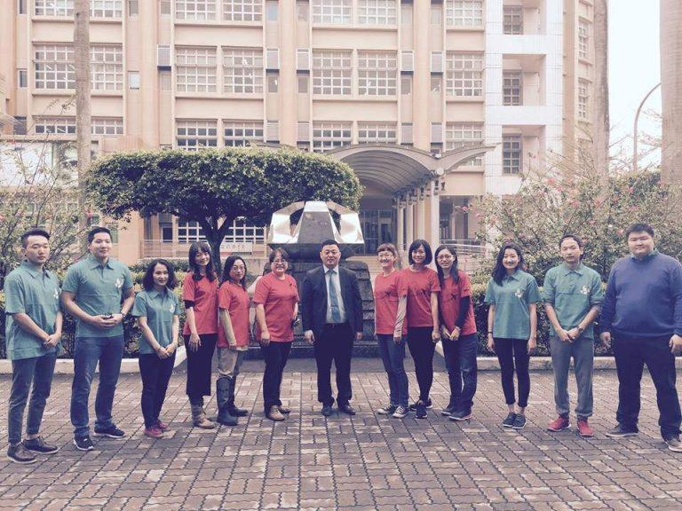 Đối tác trực tiếp của nhiều trường đại học và các tổ chức giáo dục của Đài Loan.