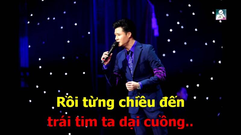 Quang Dũng đã thể hiện rất thành công bài hát này