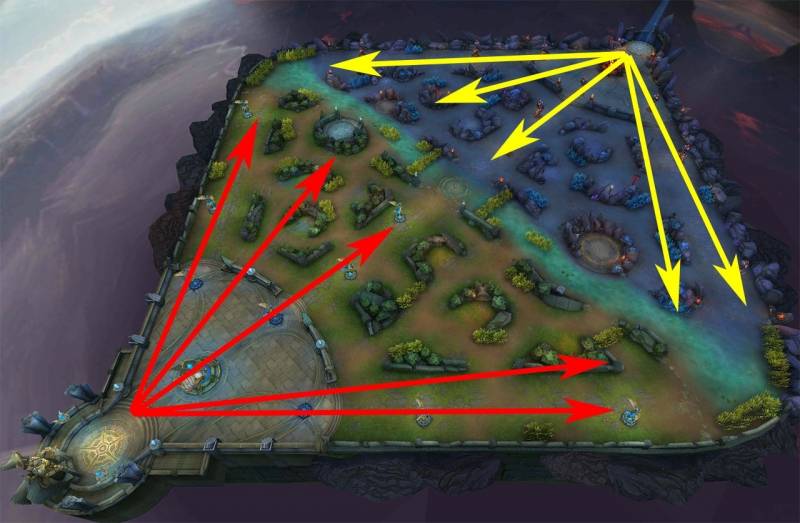 Bản đồ 5V5