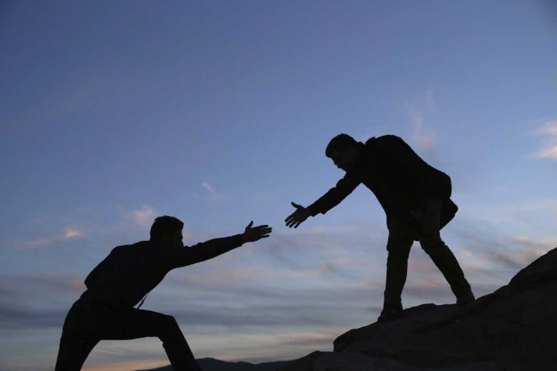 Hãy luôn giúp đỡ người khác khi có cơ hội
