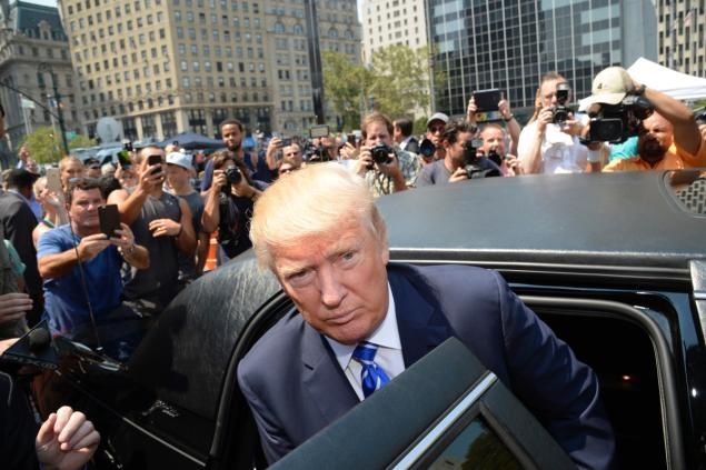 Donald Trump tại tòa án