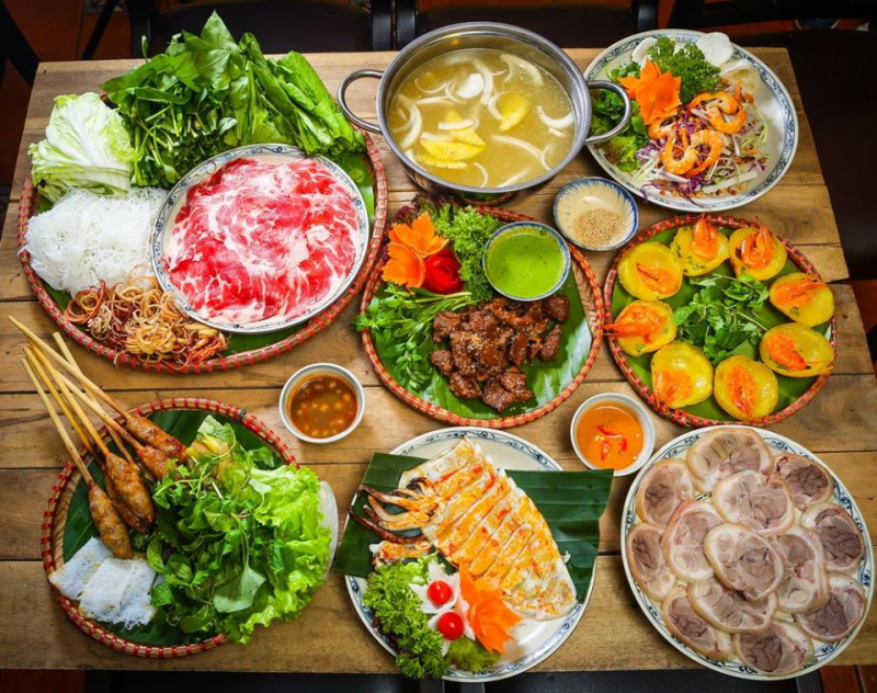 Vị Quảng - Ẩm Thực Miền Trung