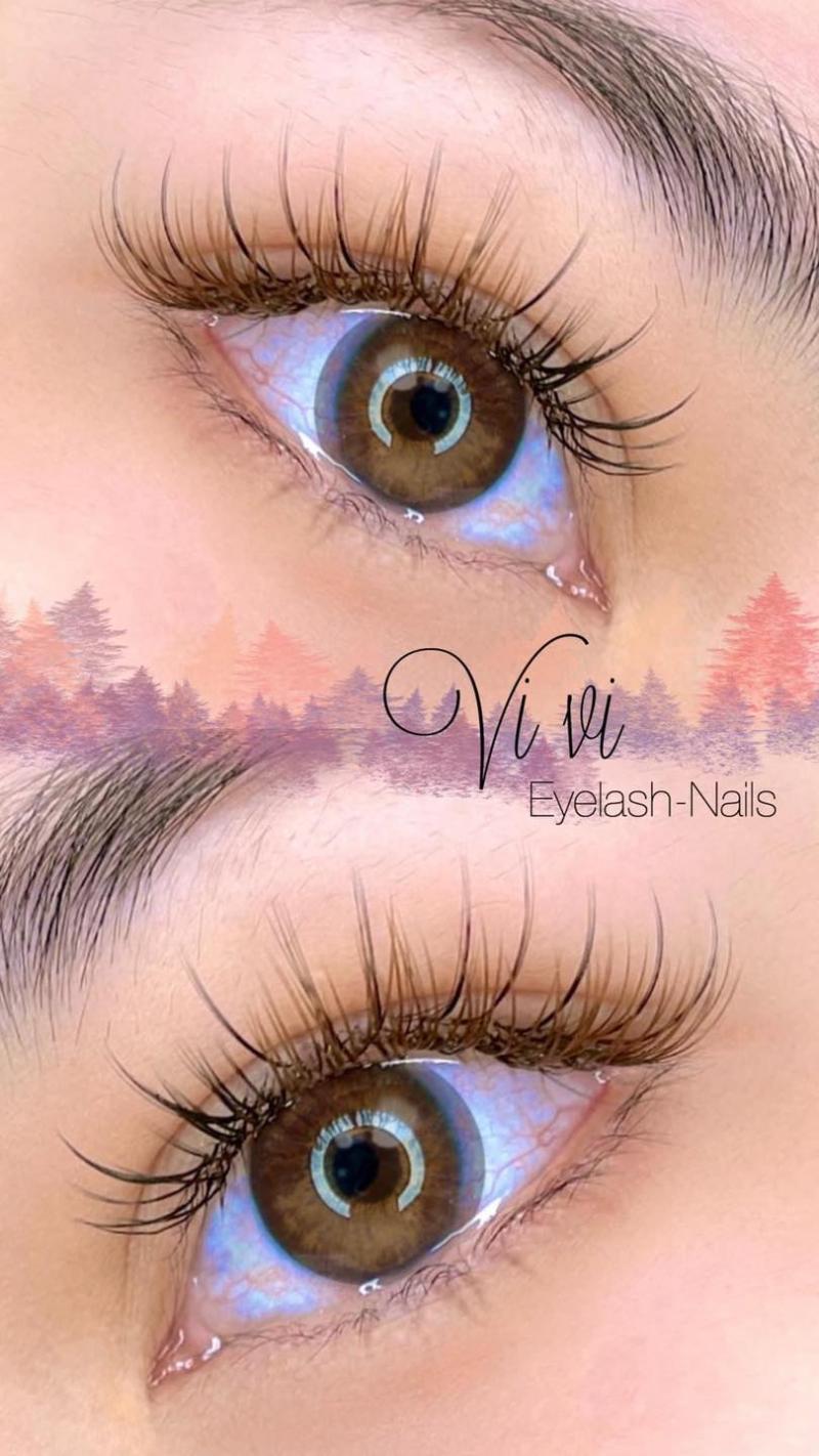 Vi Vi Eyelash - Nails