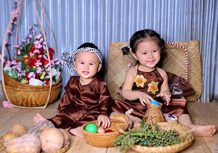 Vian Baby nơi ghi lại những khoảng khắc tự nhiên và đáng yêu nhất của các thiên thần nhỏ