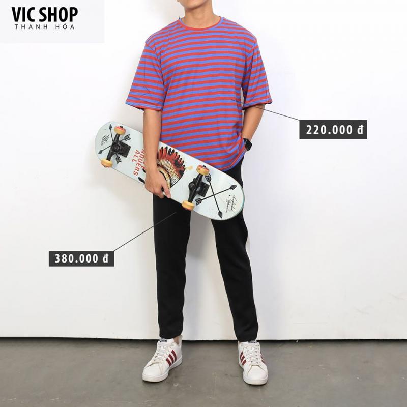 Phong cách trẻ trung và năng động tại VIC