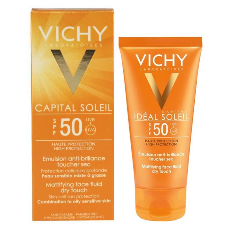 Vichy Ideal Soleil là một trong những dòng mặt hàng bán chạy của Vichy.