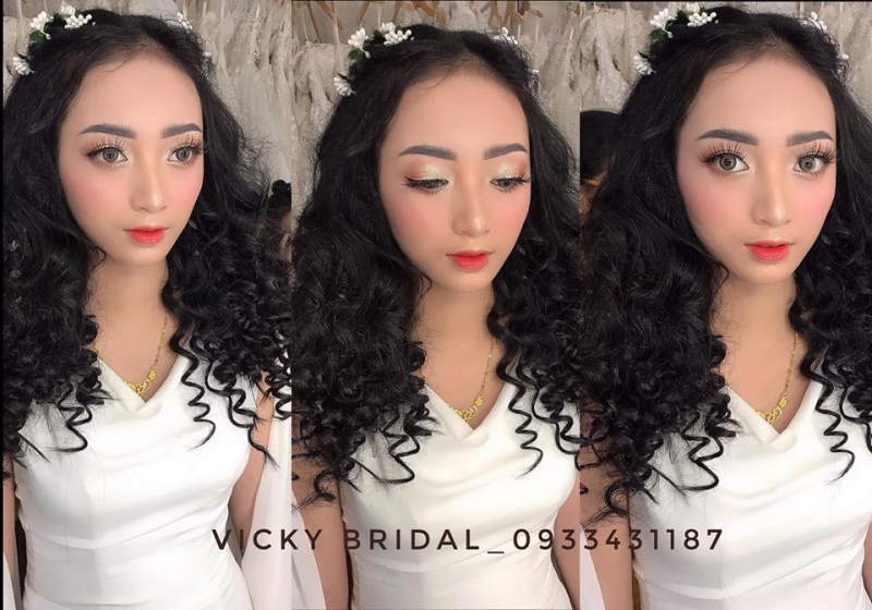 Vicky Lee Make Up