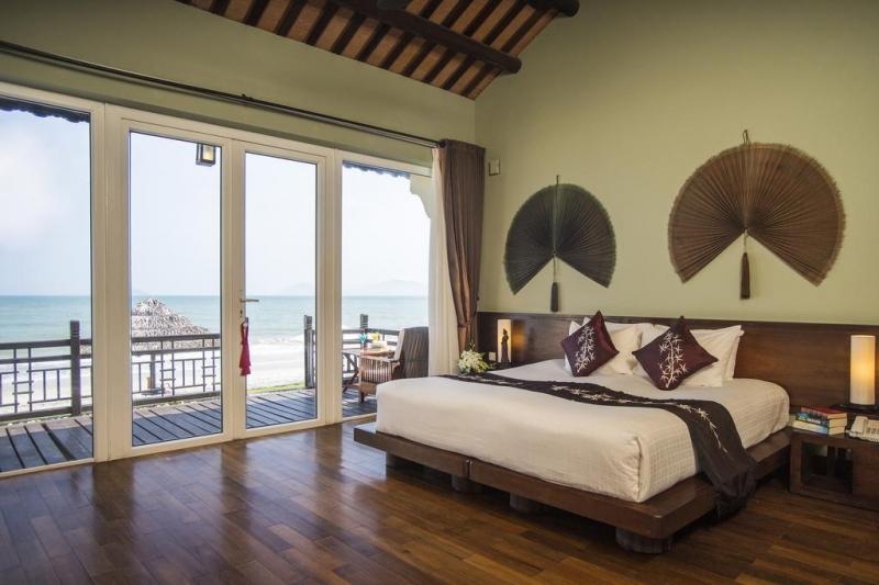 Không gian nghỉ dưỡng tuyệt vời tại Victoria Beach Resort & Spa