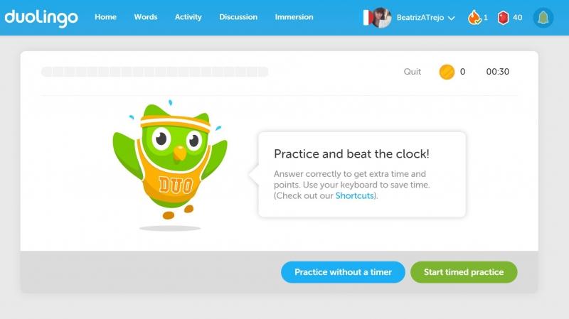 Nỗi sợ sẽ không còn khi bạn học ngoại ngữ cùng Duolingo