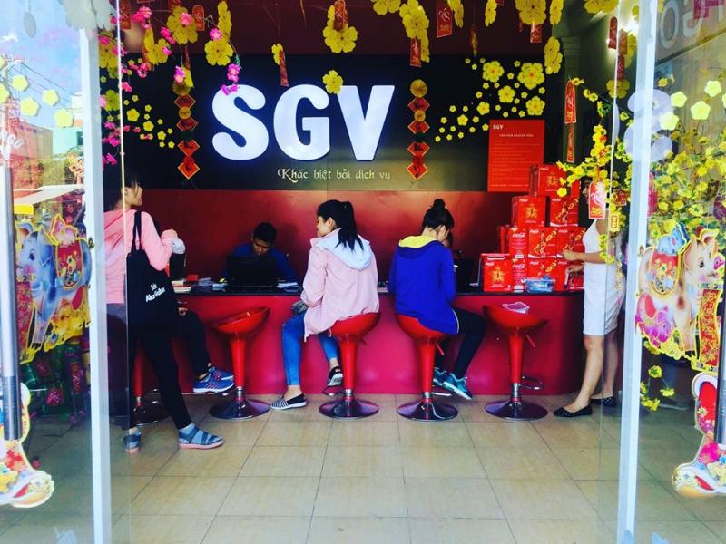 Việc làm Sài Gòn Vina
