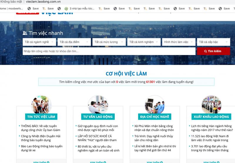 Vieclam.laodong.com.vn