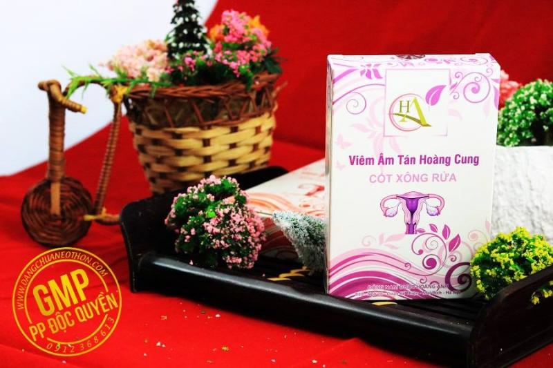 Viêm Âm Tán Hoàng Cung được bán rộng rãi trên thị trường