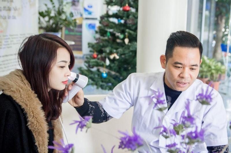 Viện chăm sóc da công nghệ cao Lan Hương