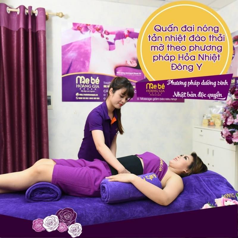 Viện chăm sóc mẹ bé Hoàng Gia