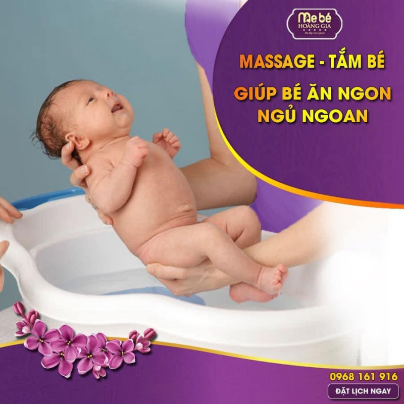 Chăm Sóc Mẹ Bé Hoàng Gia Nam Định