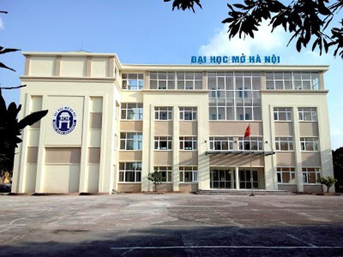 Giảng viên Viện Đại học mở Hà Nội