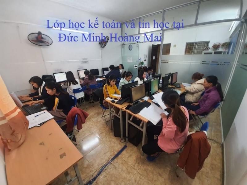 Viện đào tạo kế toán và tin học Đức Minh
