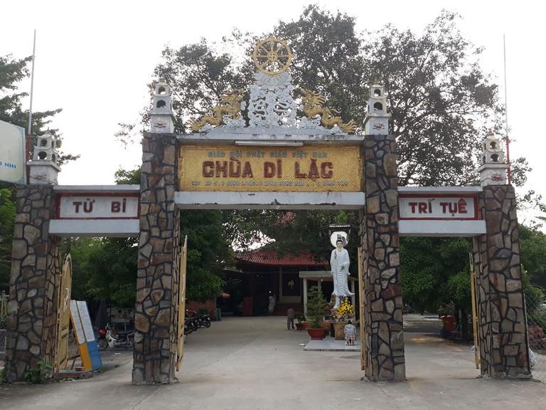 Viện dưỡng lão Minh Trần, chùa Di Lặc