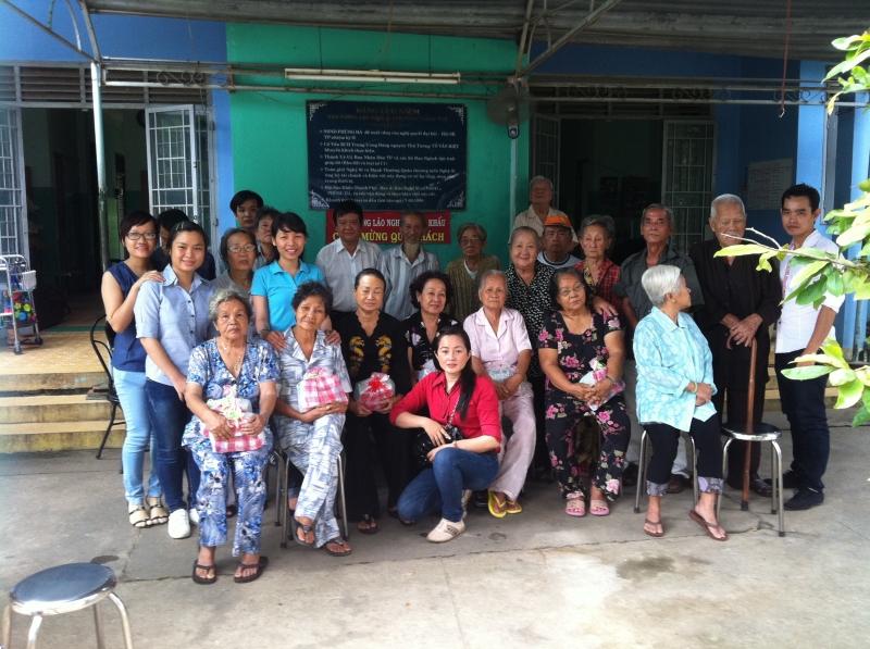 Viện dưỡng lão nghệ sĩ quận 8 - TP. Hồ Chí Minh