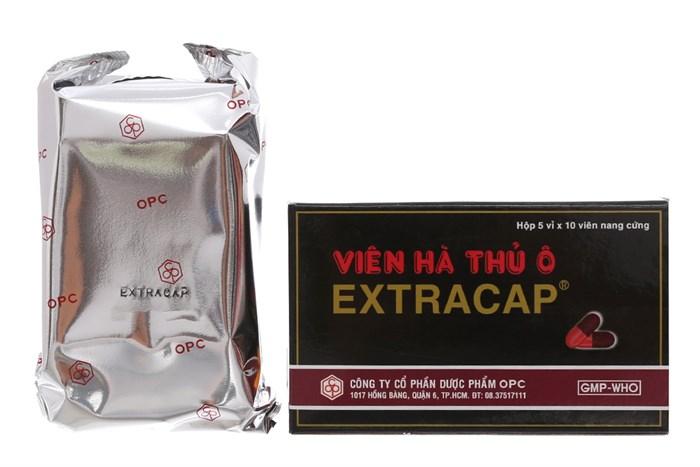 Viên hà thủ ô Extracap