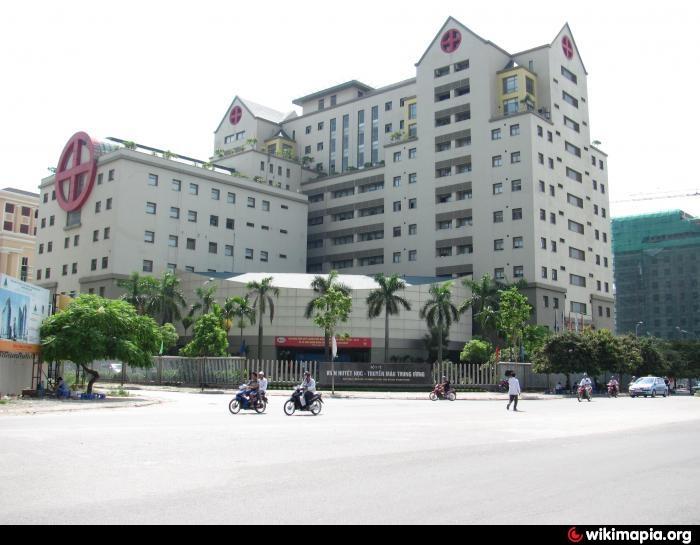 Viện Huyết Học Truyền Máu TW - 14 Trần Thái Tông, Cầu Giấy