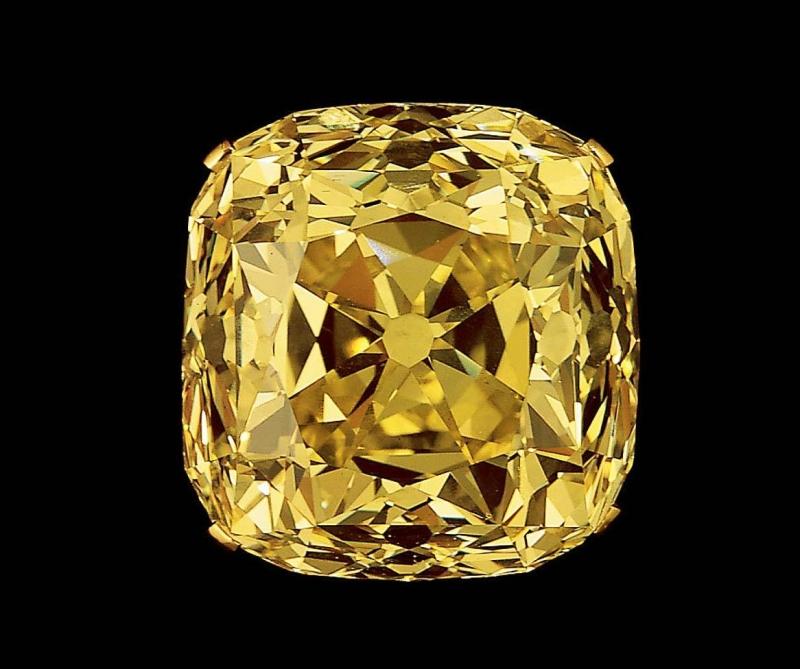 Viên kim cương Allnatt Diamond trị giá 3 triệu $