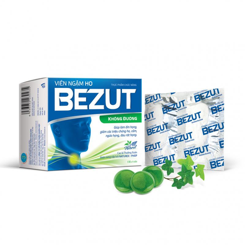 Viên ngậm có công dụng hỗ trợ điều trị các triệu chứng cảm lạnh và viêm đường hô hấp, giúp ấm họng, thông khiếu, loãng đờm, trị ho, ngứa họng và đau rát họng.
