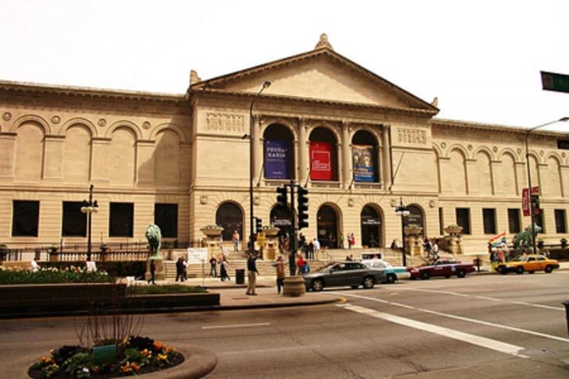 Viện nghệ thuật Chicago