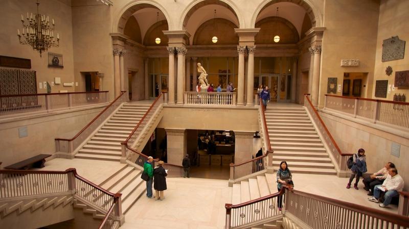 Viện Nghệ thuật Chicago (Chicago, Mỹ) -  26,000 m2