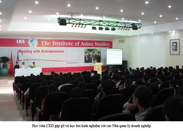 Viện Nghiên cứu Châu Á CED