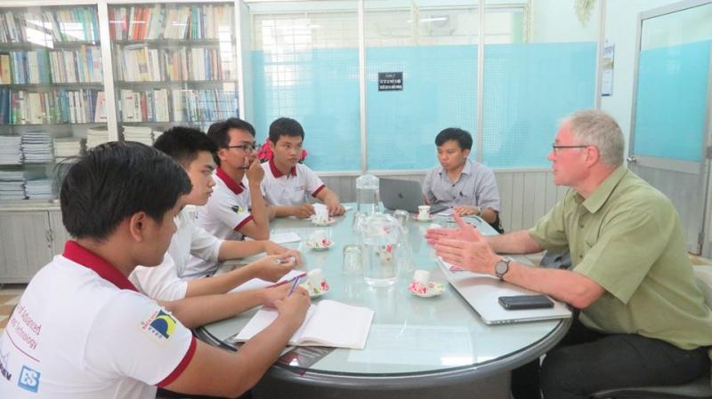Chương trình Chất lượng cao Việt-Pháp PFIEV - Đại học Bách khoa Đà Nẵng