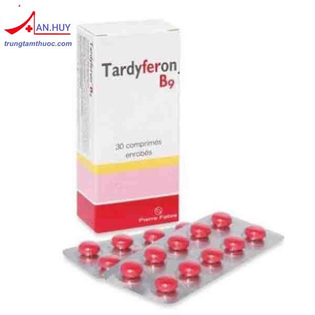 Thuốc tardyferon b9 là một loại thuốc có khả năng cung cấp và bổ sung các khoáng chất sắt cho cơ thể, nhằm mục đích sản sinh hình thành các tế bào như hemoglobin, myoglobin và enzym hô hấp cytochrom C