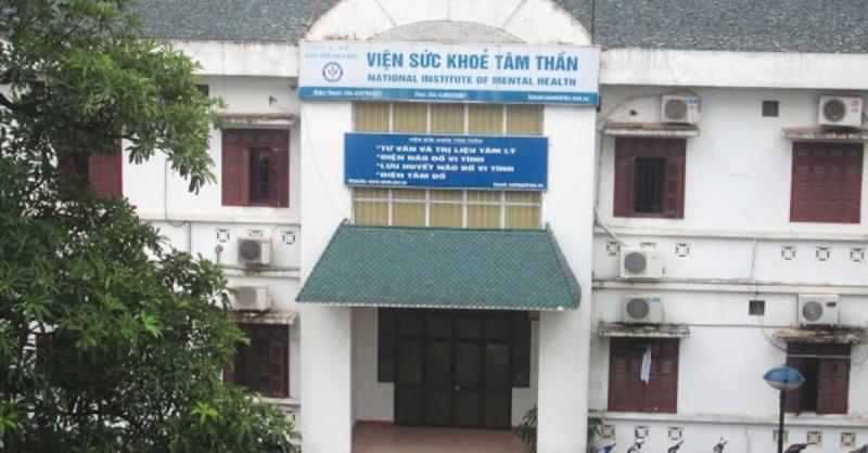 Viện Sức khỏe Tâm thần Quốc gia