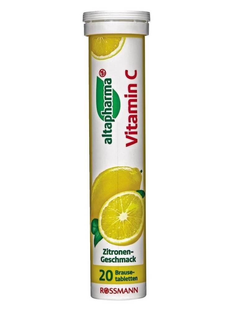 Viên Sủi Altapharma Vitamin C