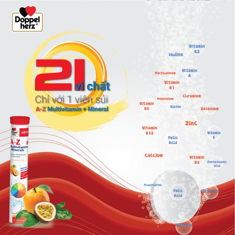 A-Z Multivitamins + Minerals