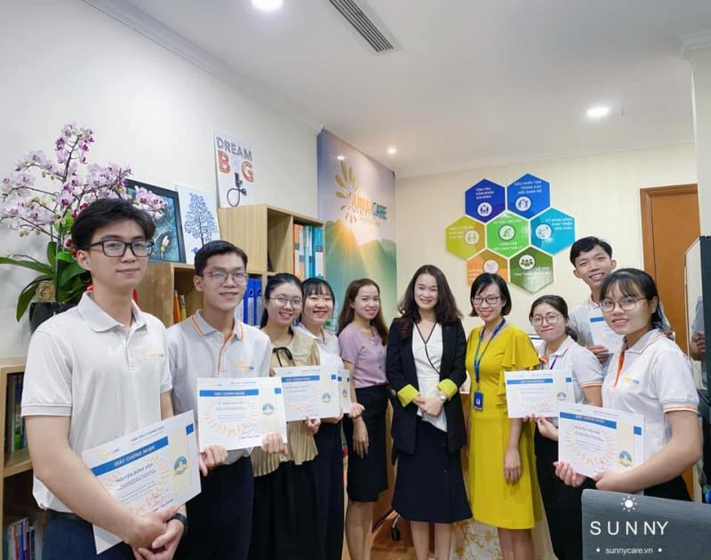 Viện tâm lý Sunnycare