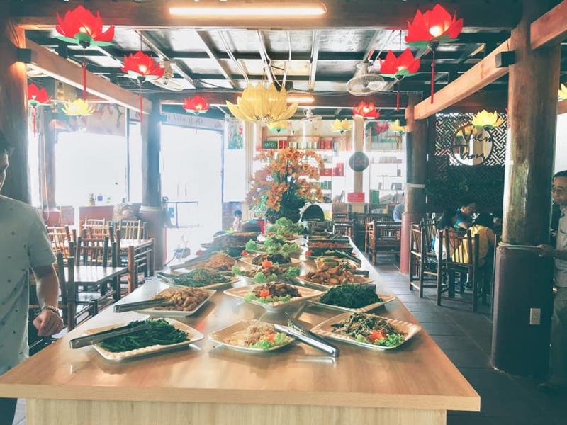 Viên Tâm quán - Nhà hàng buffet & Thực dưỡng Thuần chay