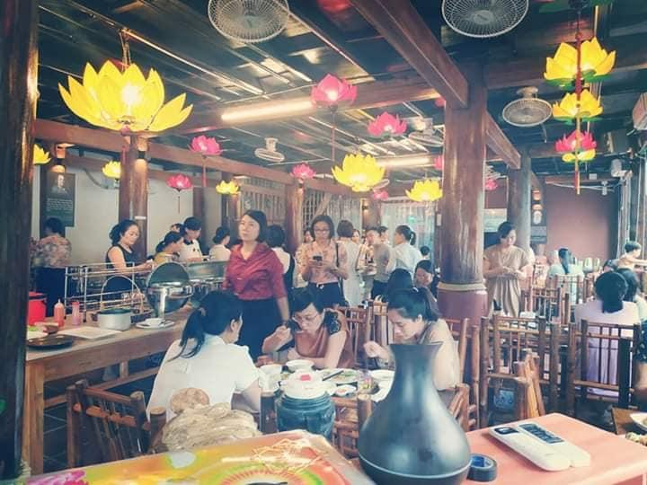 Viên Tâm quán – Nhà hàng buffet & Thực dưỡng Thuần chay