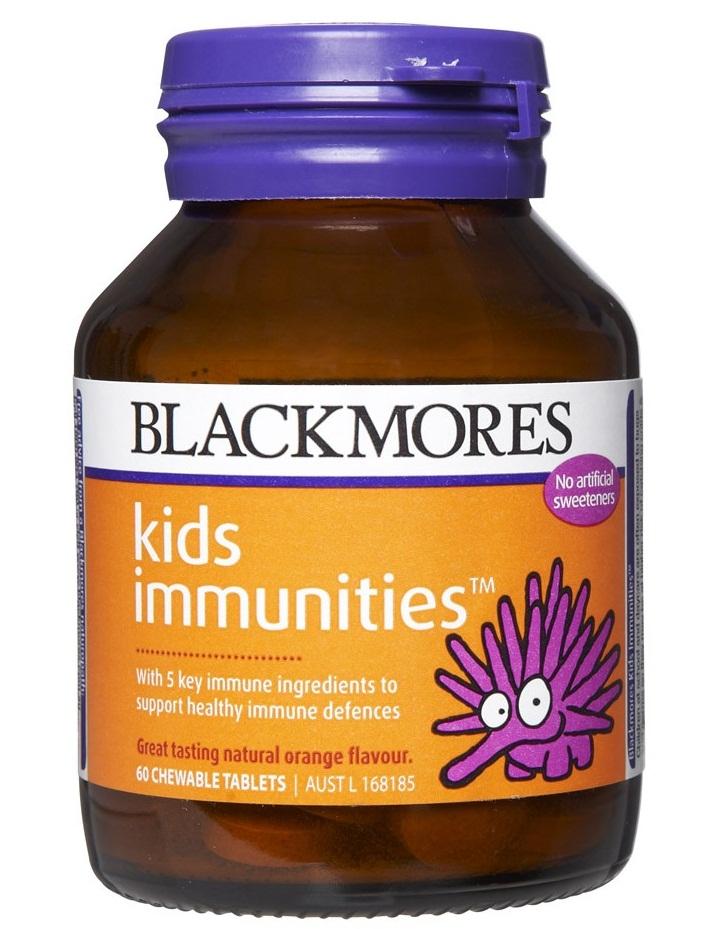Viên Tăng Sức Đề Kháng Cho Bé Kid Immunities Blackmore