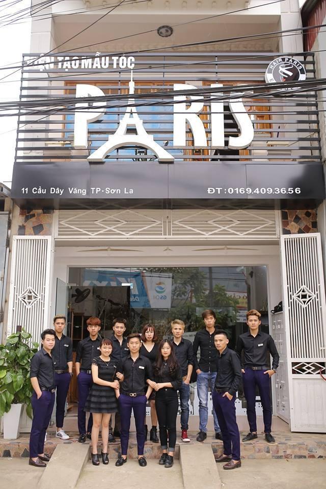 Viện tạo mẫu tóc PARI