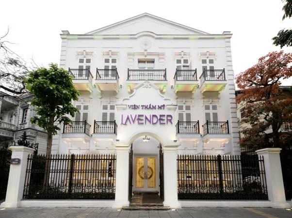 Viện Thẩm Mỹ Lavender By Chang - Hà Nội