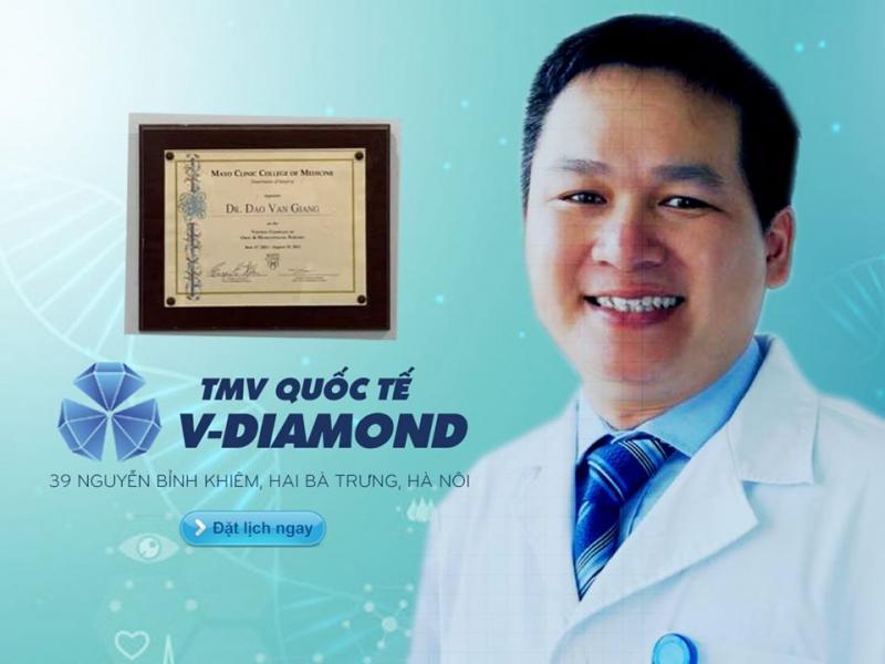 Viện thẩm mỹ quốc tế V-diamond