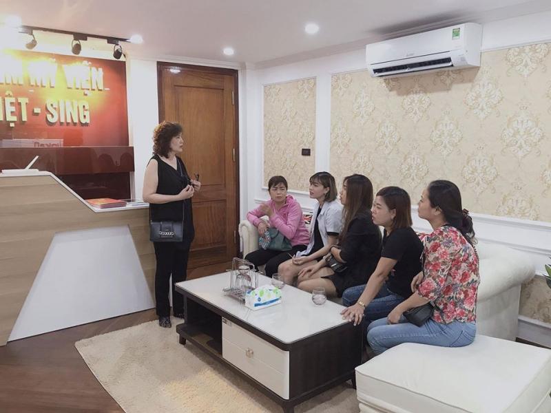 Viện Thẩm Mỹ Việt Sing