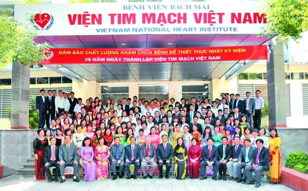 Viện Tim - Bệnh viện Bạch Mai