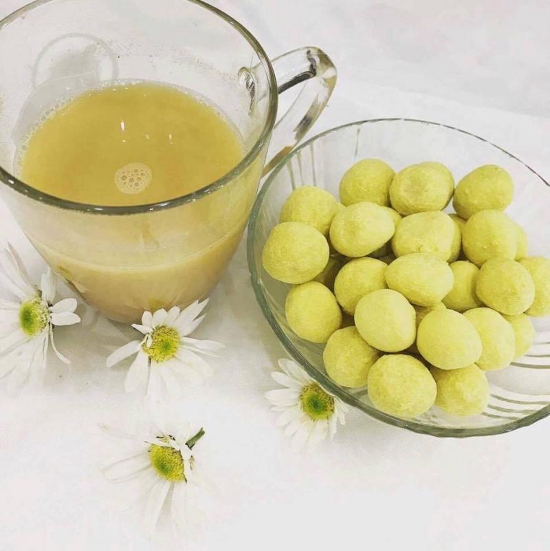 Viên tinh nghệ sữa ong chúa Linh Spa