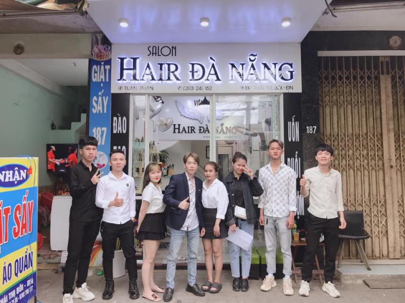 Viện tóc HAIR ĐÀ NẴNG